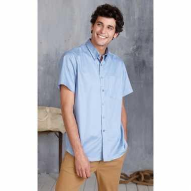 Heren Overhemd Casual.Casual Heren Overhemd Korte Mouw Kopen T Shirts Kopen Nl