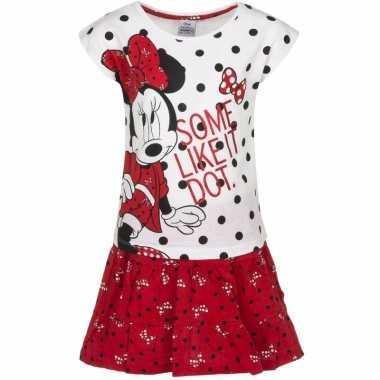 ef369668504194 Minnie mouse rokje met wit t-shirt kopen