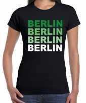 Berlin duitsland steden shirt zwart voor dames kopen