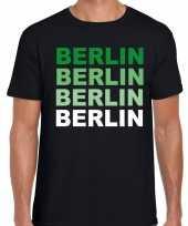 Berlin duitsland steden shirt zwart voor heren kopen