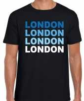 London londen steden shirt zwart voor heren kopen