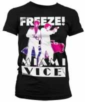 Merchandise miami vice freeze shirt dames kopen