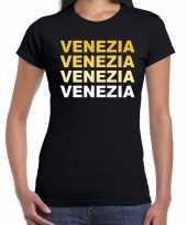 Venezia italie steden shirt zwart voor dames kopen